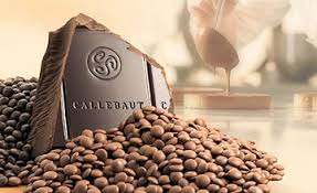 Foto: Callebaut - Dark Chocolate Flavour Topping 1 lt