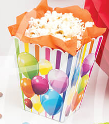 Foto: Party box ballons 6,5x8x15 cm pz.4
