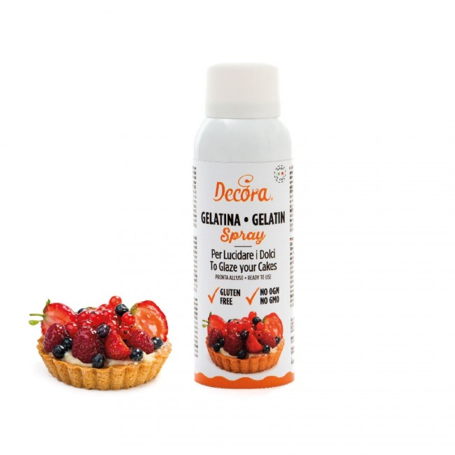 Foto: Decora gelatina spray 125 ml