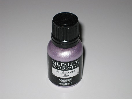 Foto: Colorante Rainbow Dust  Vernice metalizzata lilla 25 ml
